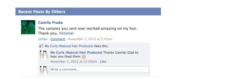 my curls reviews
