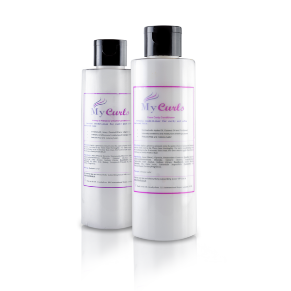 My Curls - wholesale natural hair products