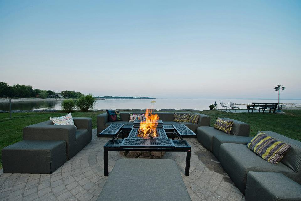 It's definitelytime to dust off that patio furniture and get those all night BBQ's going!