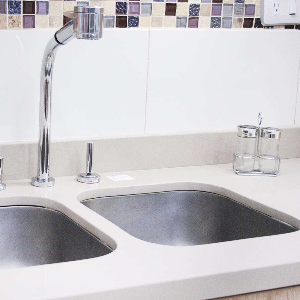 grifería lavaplatos