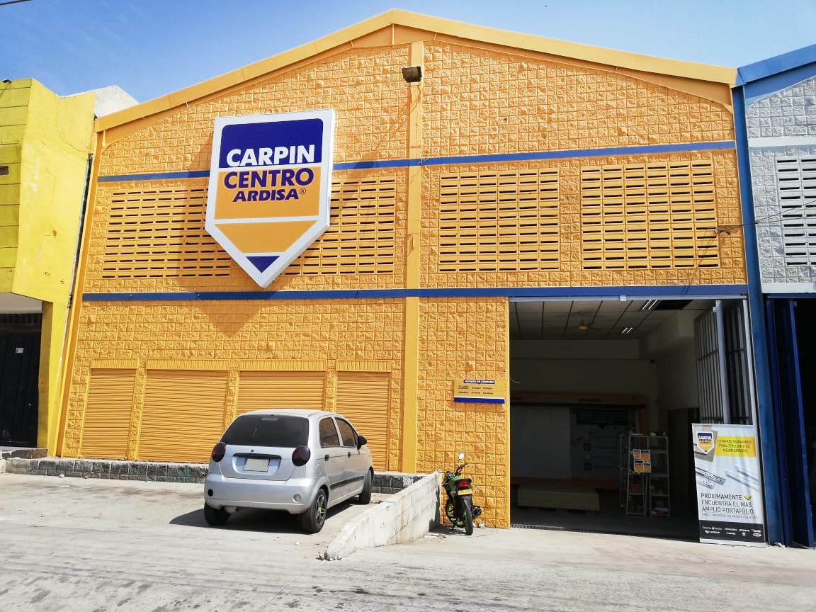 Carpincentro Barranquilla