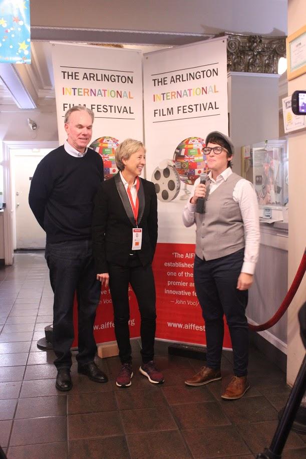 Mark and Gabi Hayes with Erica Jones.JPG