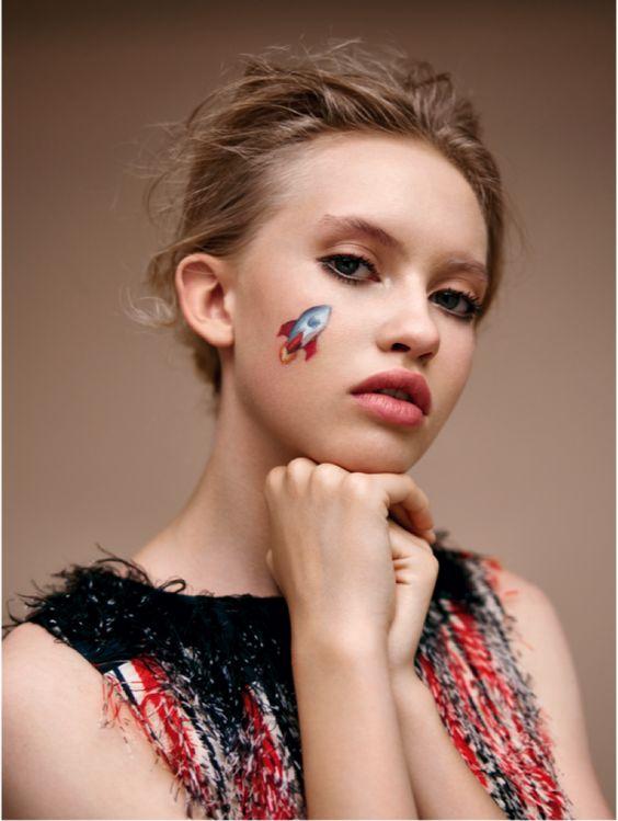 British Girls Magazine
