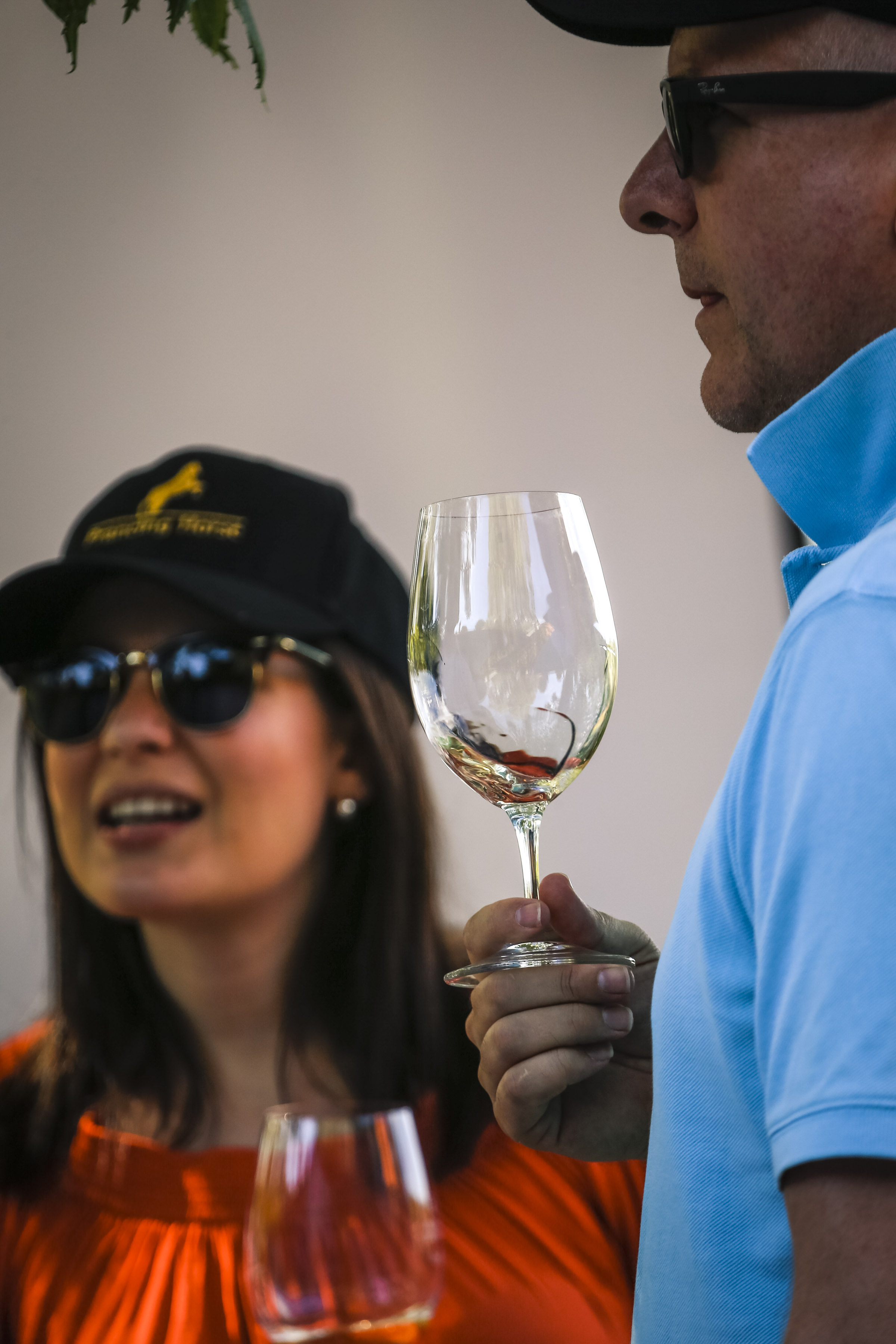 Mornington Peninsula Wine Tour private tasting at Prancing Horse Estate