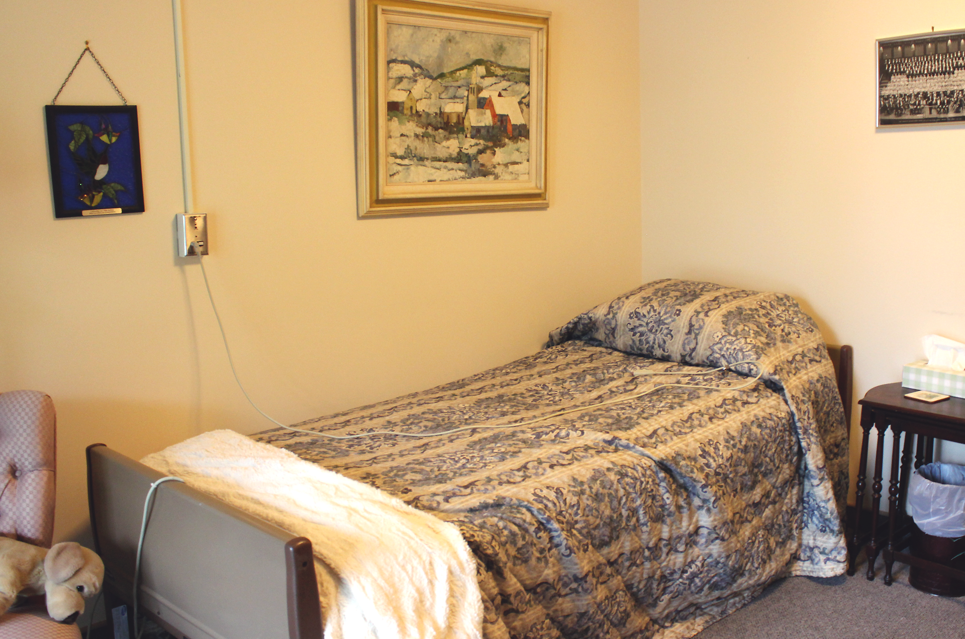 Assisted Care suite.