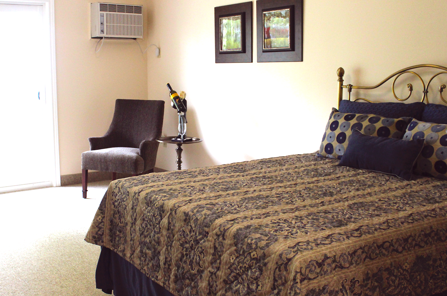 Birchmere Bedroom. Click to view larger image.