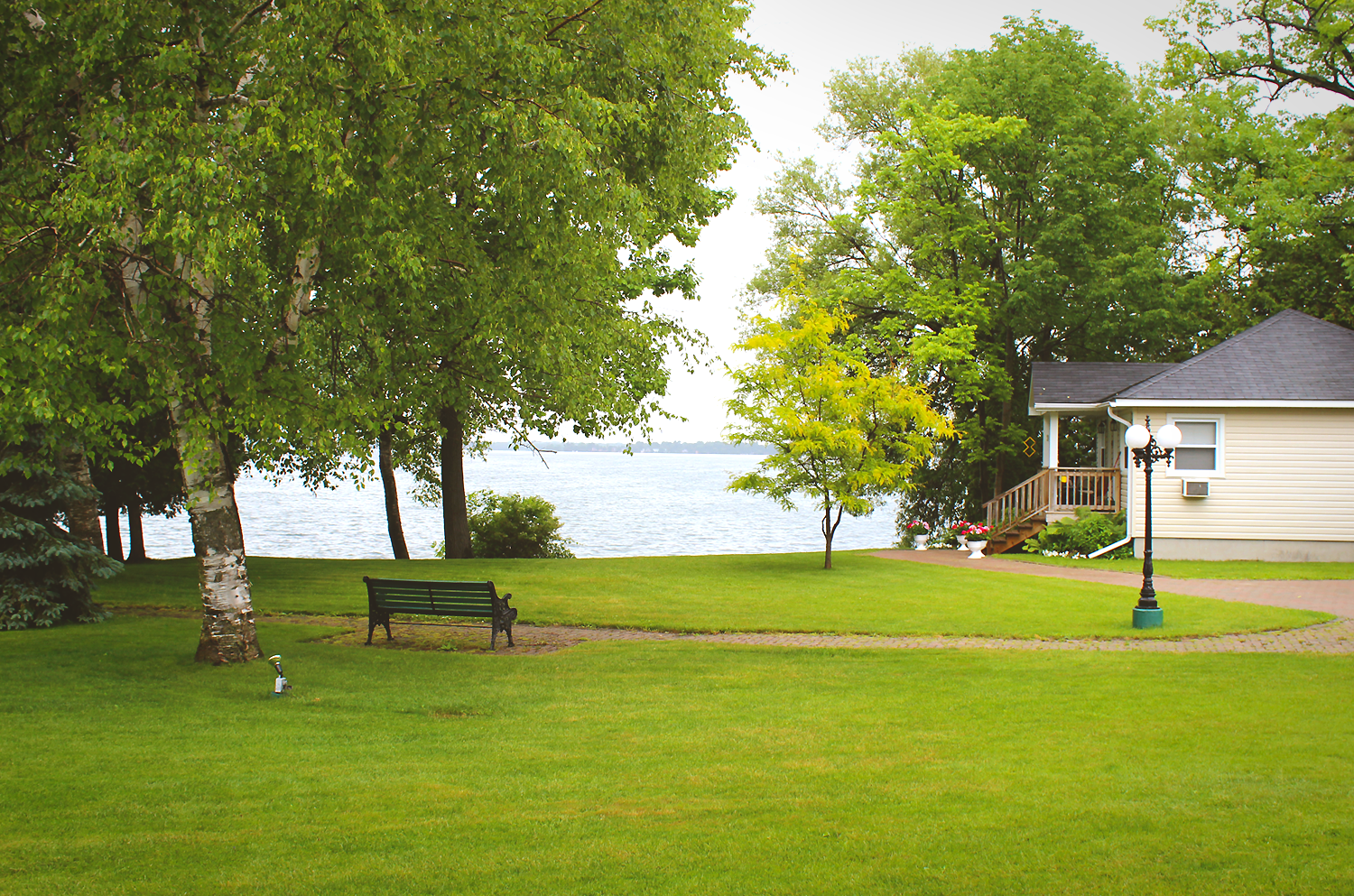 Birchmere Outdoor Waterfront. Click to view larger image.