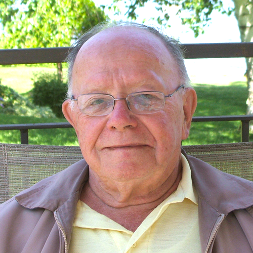 """""""I like to keep busy and have been since coming here. I love to walk, and the beautiful grounds give me that opportunity. The help does a great job cleaning and feeding me, and the activity programs keep me busy and entertained.""""   Jim Bolton, resident since 2006"""