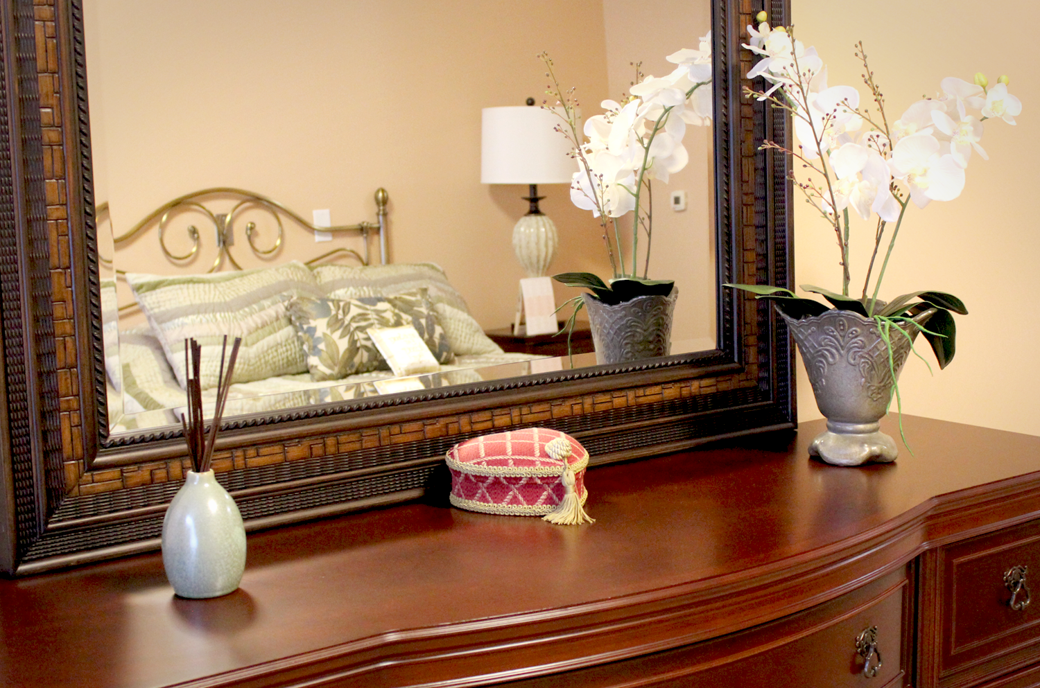 Champlain Bedroom Mirror. Click to view larger image.