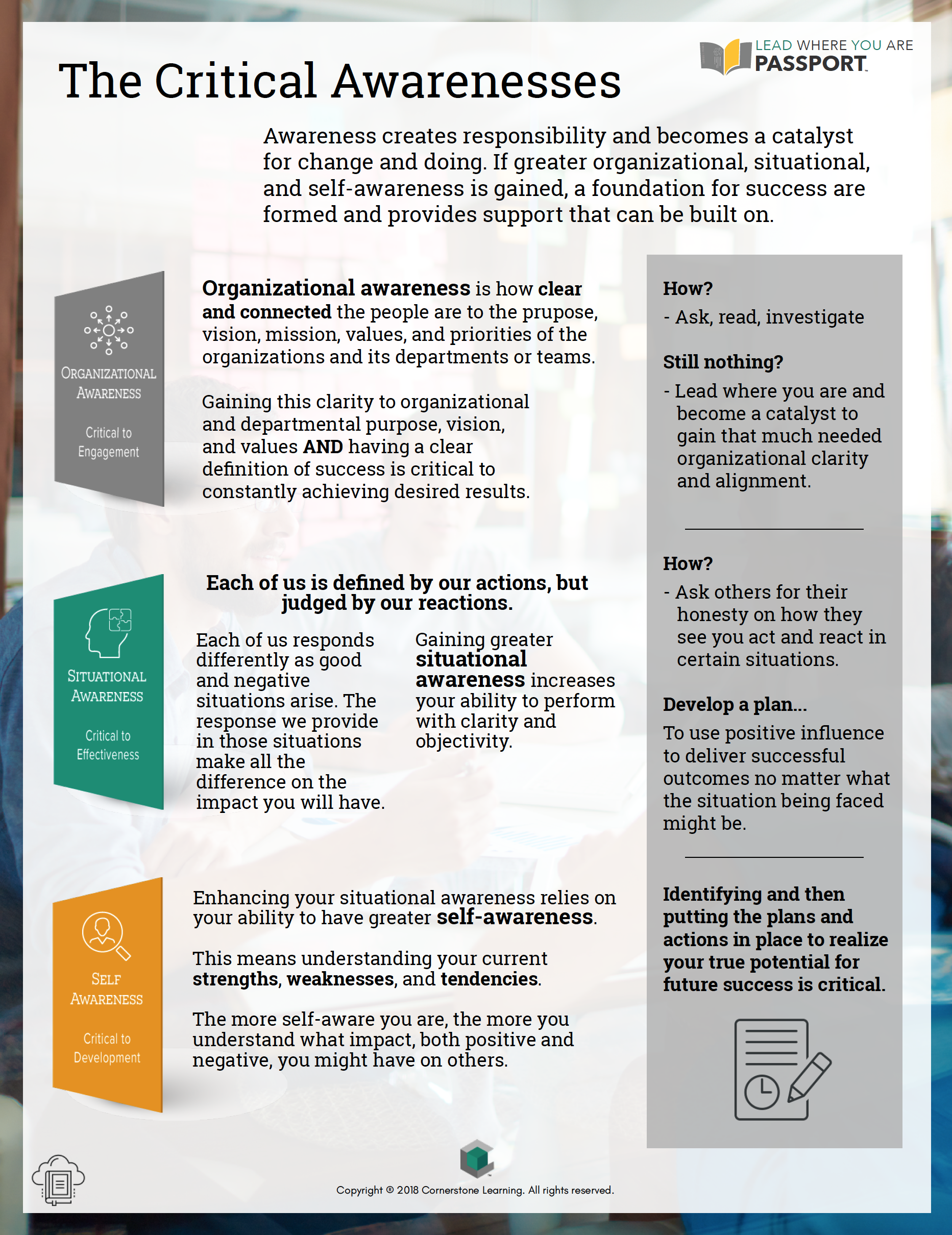 The Critical Awarenesses PDF