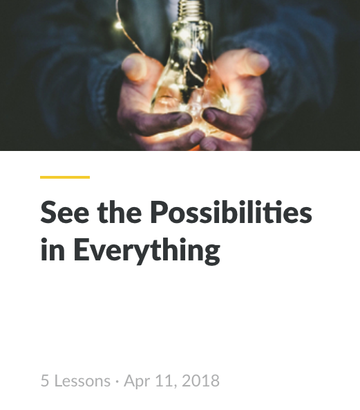 Interactive - See the Possibilities in Everything