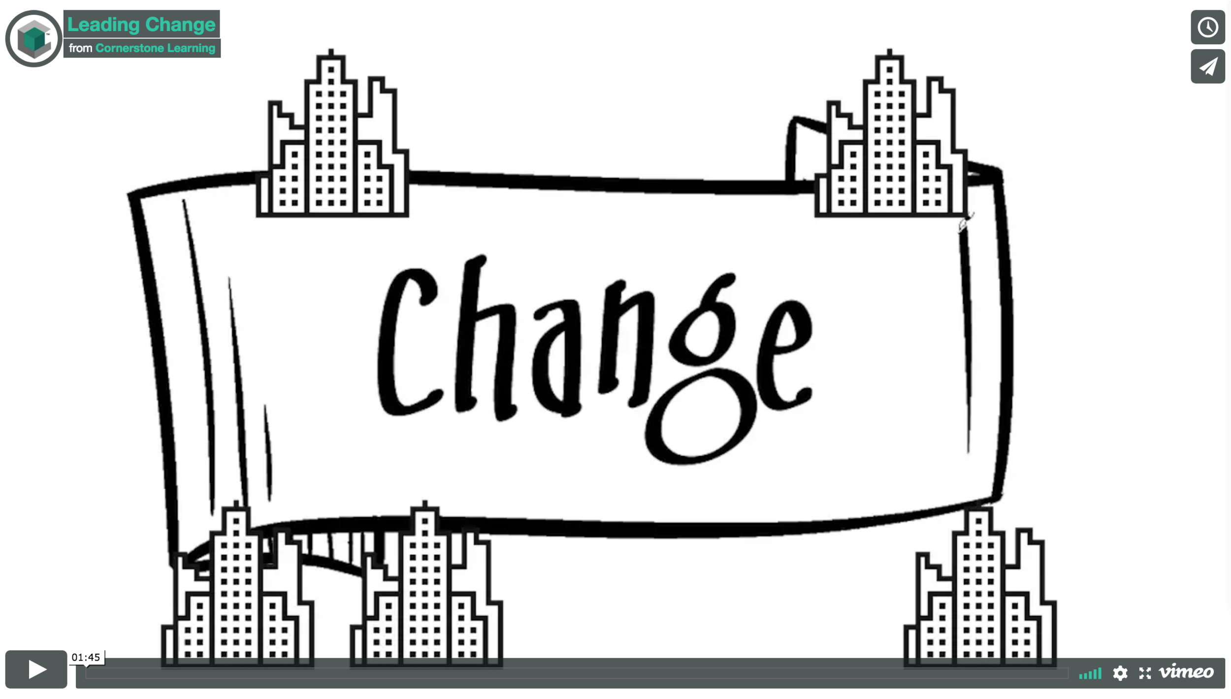 Leading Change Video