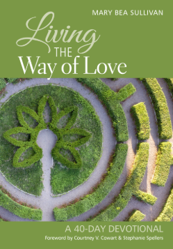 - Living the Way of Love offers forty brief reflections about the seven Jesus-centered practices identified by Presiding Bishop Michael Curry in