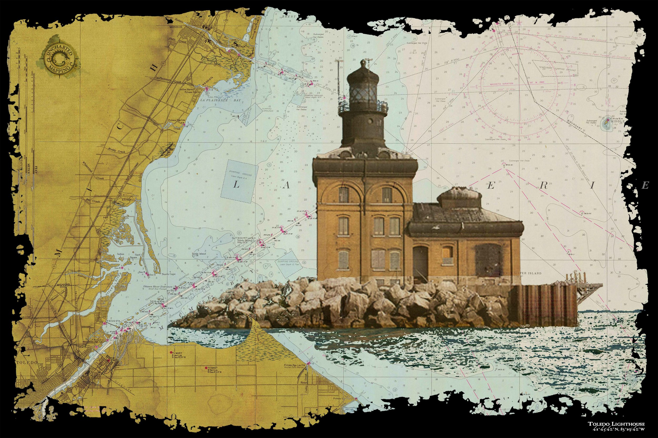 Toledeo Lighthouse