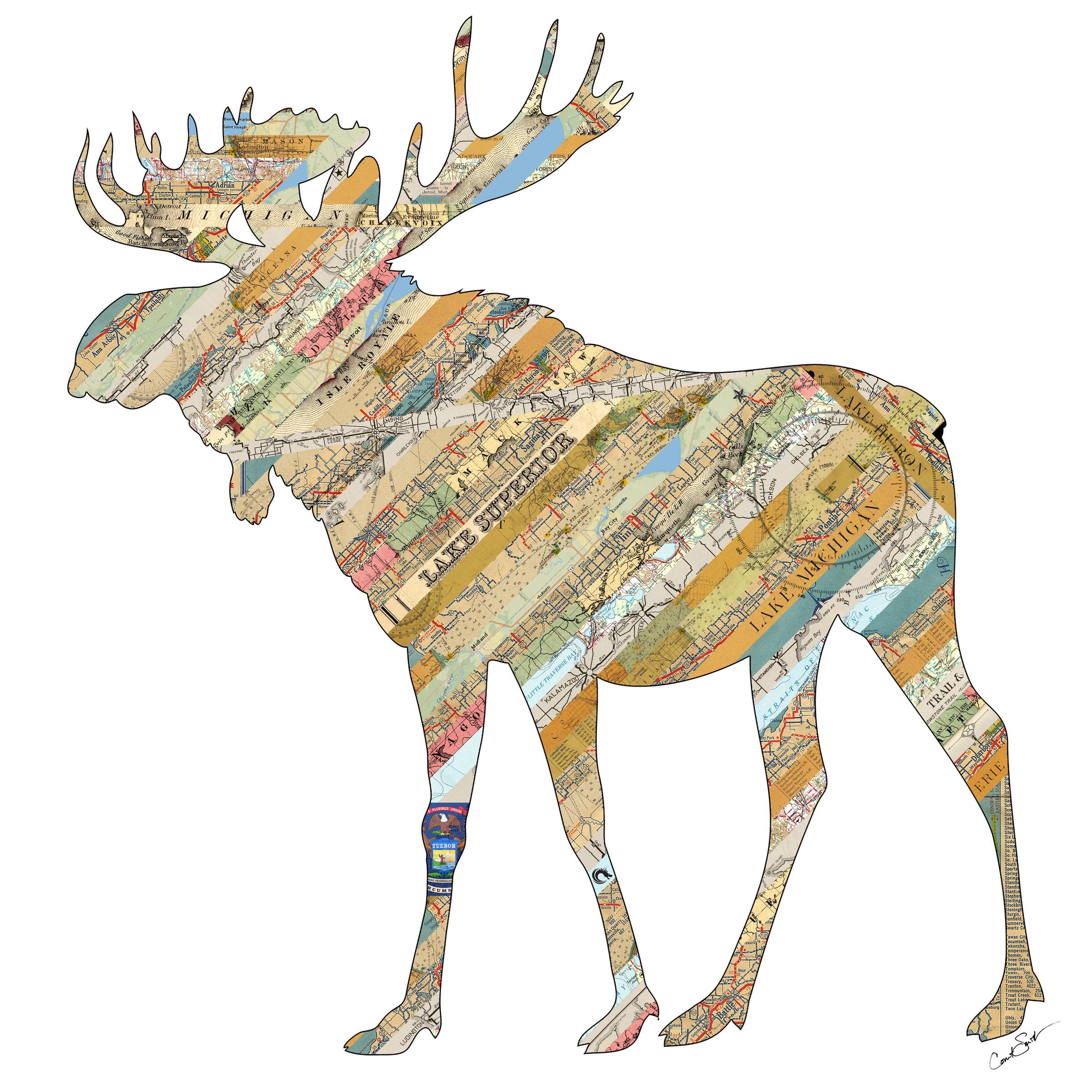 Michigan Moose