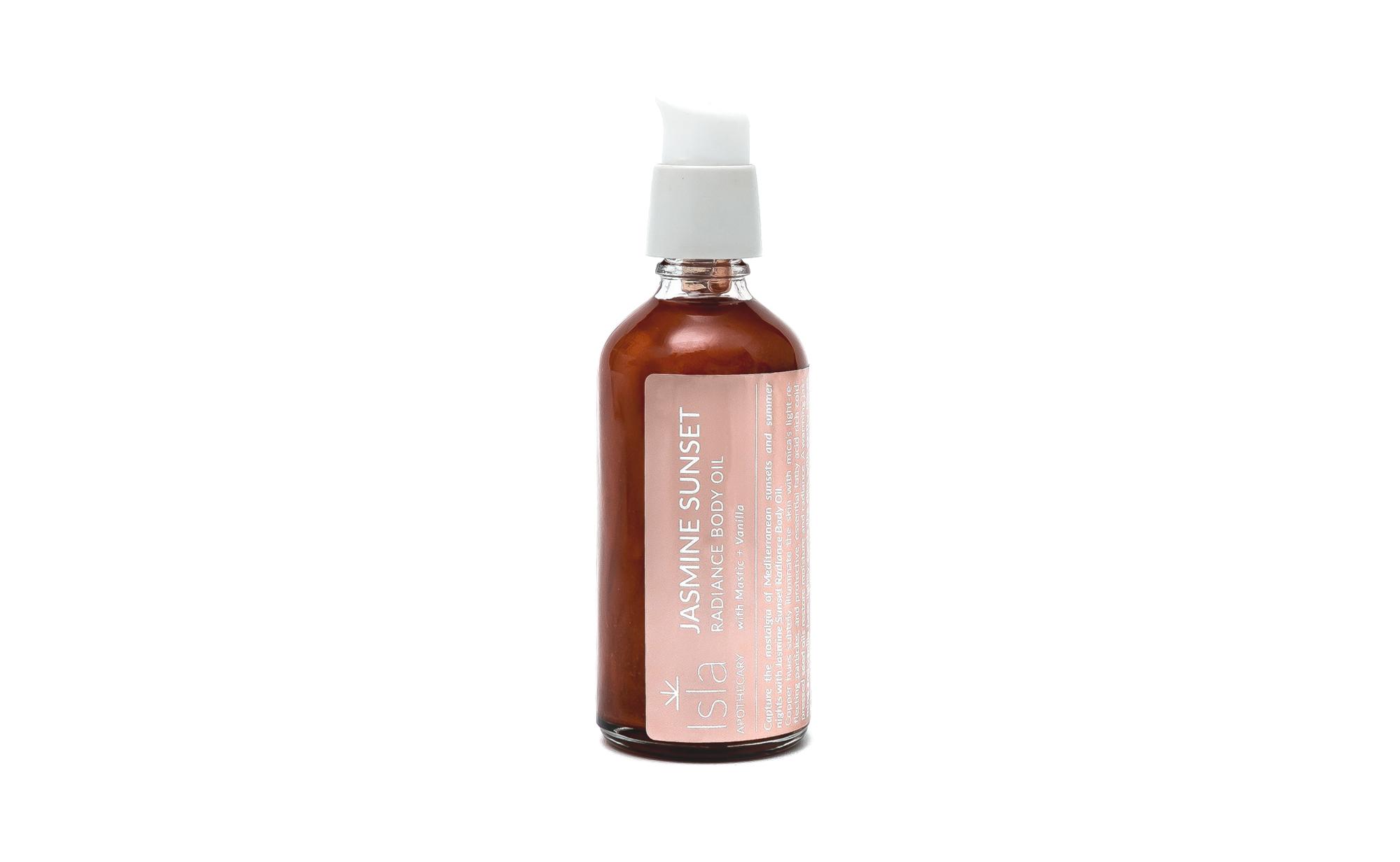 Jasmine Sunset Radiance Body Oil