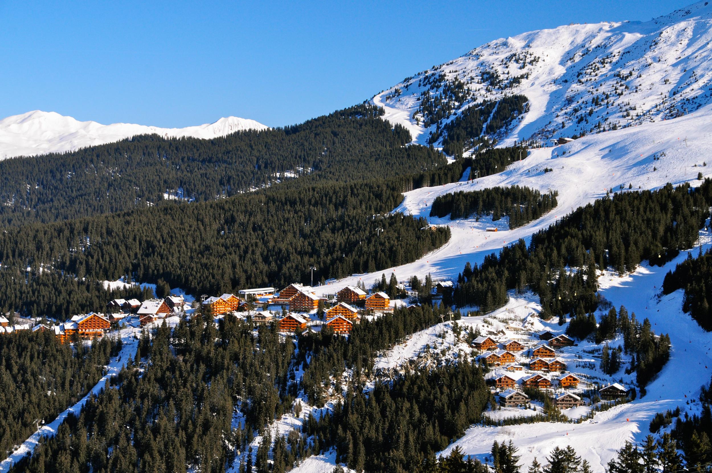 courchevel-resort