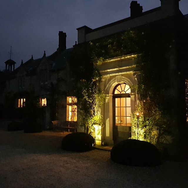 Corporate dinner at a hidden #cotswolds country house is one of our favourite destinations!