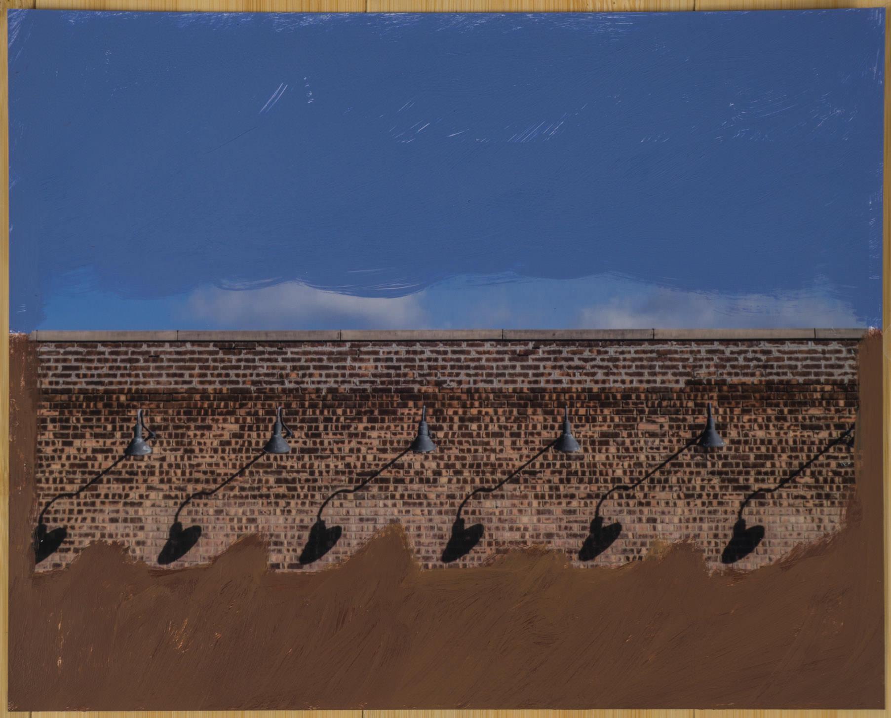 Lights and Shadows   (8x10 - matte print - acrylic)