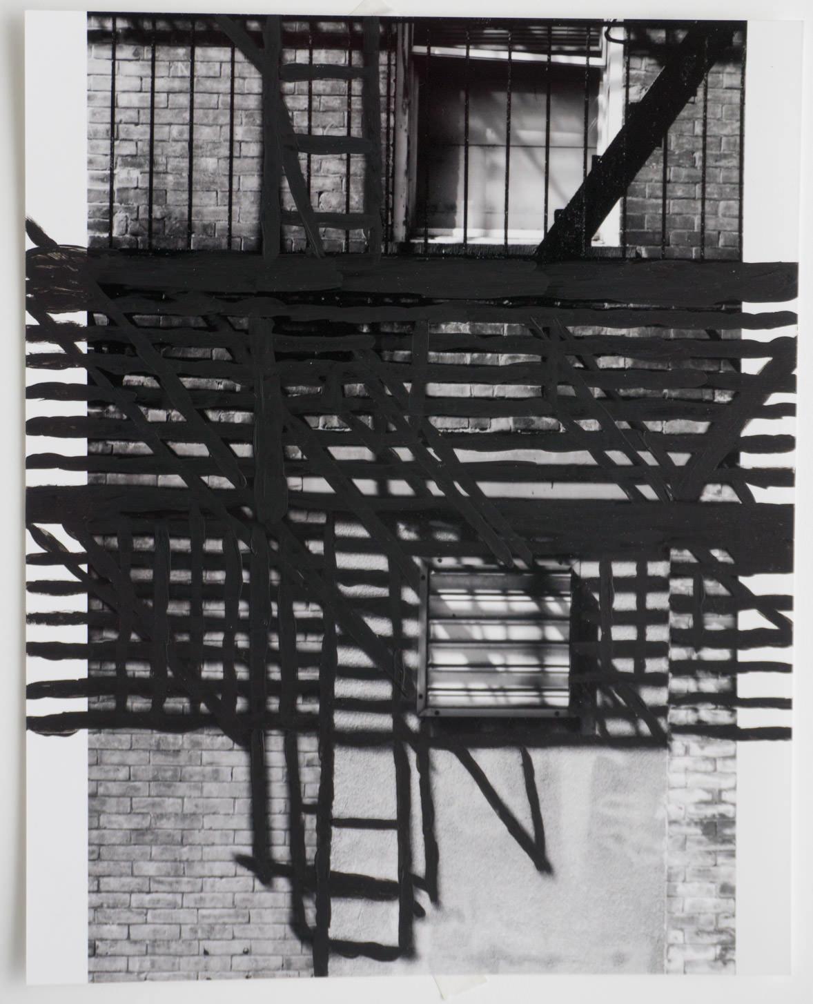 BW shadows   (8x10 - print - acrylic