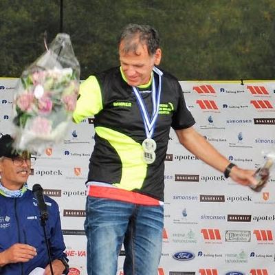 Night run løbet for herrerne blev vundet af Emmanouil Psaradakis i tiden 51 minutter 36 sekunder.
