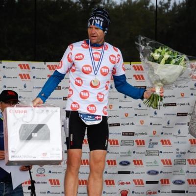 Den hurtigste Djævletid på Salgerhøjspurten hos de mandlige deltagere blev sat af Erik Christiansen og lød på 5 minutter og 37 sekunder.