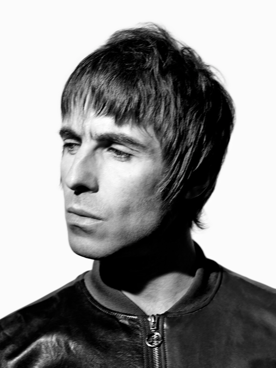 Image by Neil Bedford, all rights reserved.Liam Gallagher, Neil Bedford for Clash Magazine, 2014.