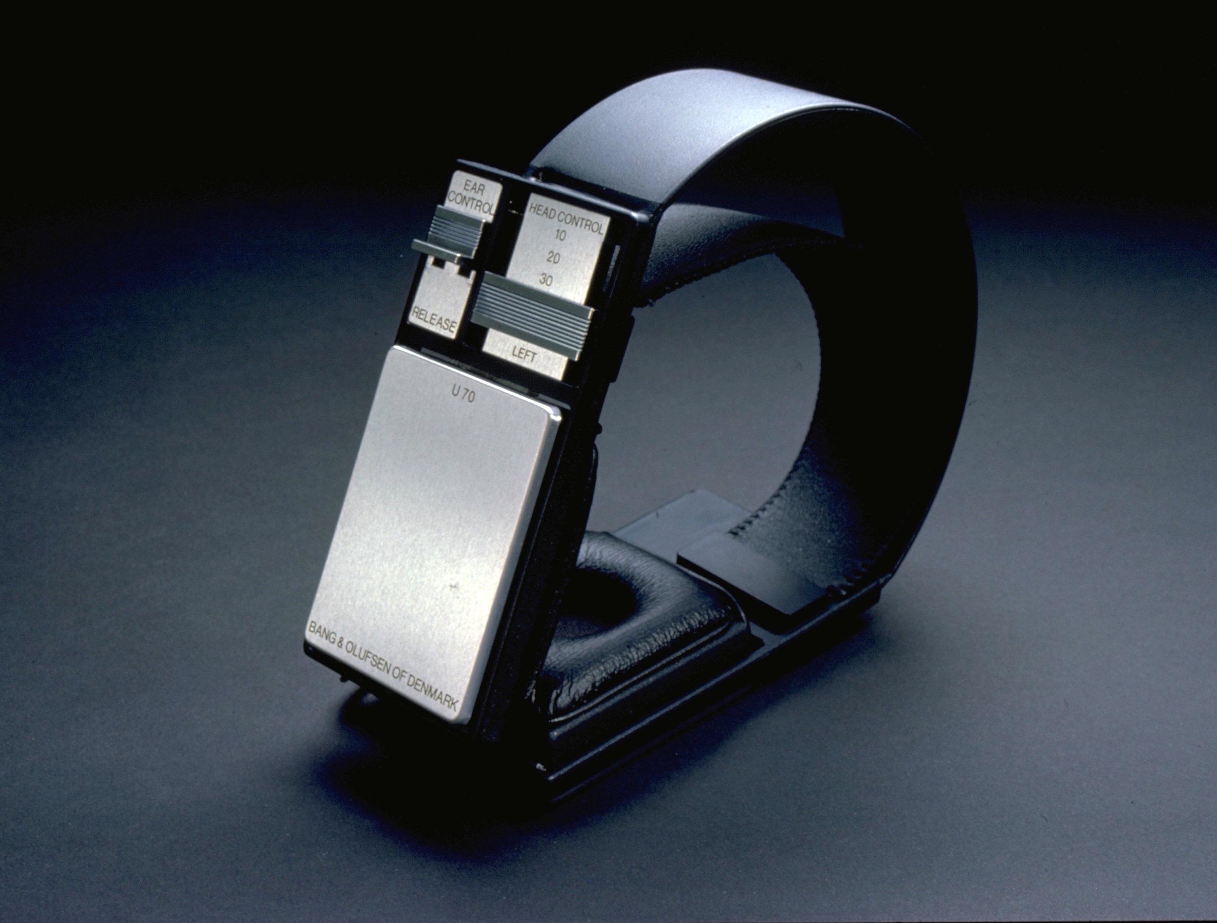 B&O U70 headphones, 1978