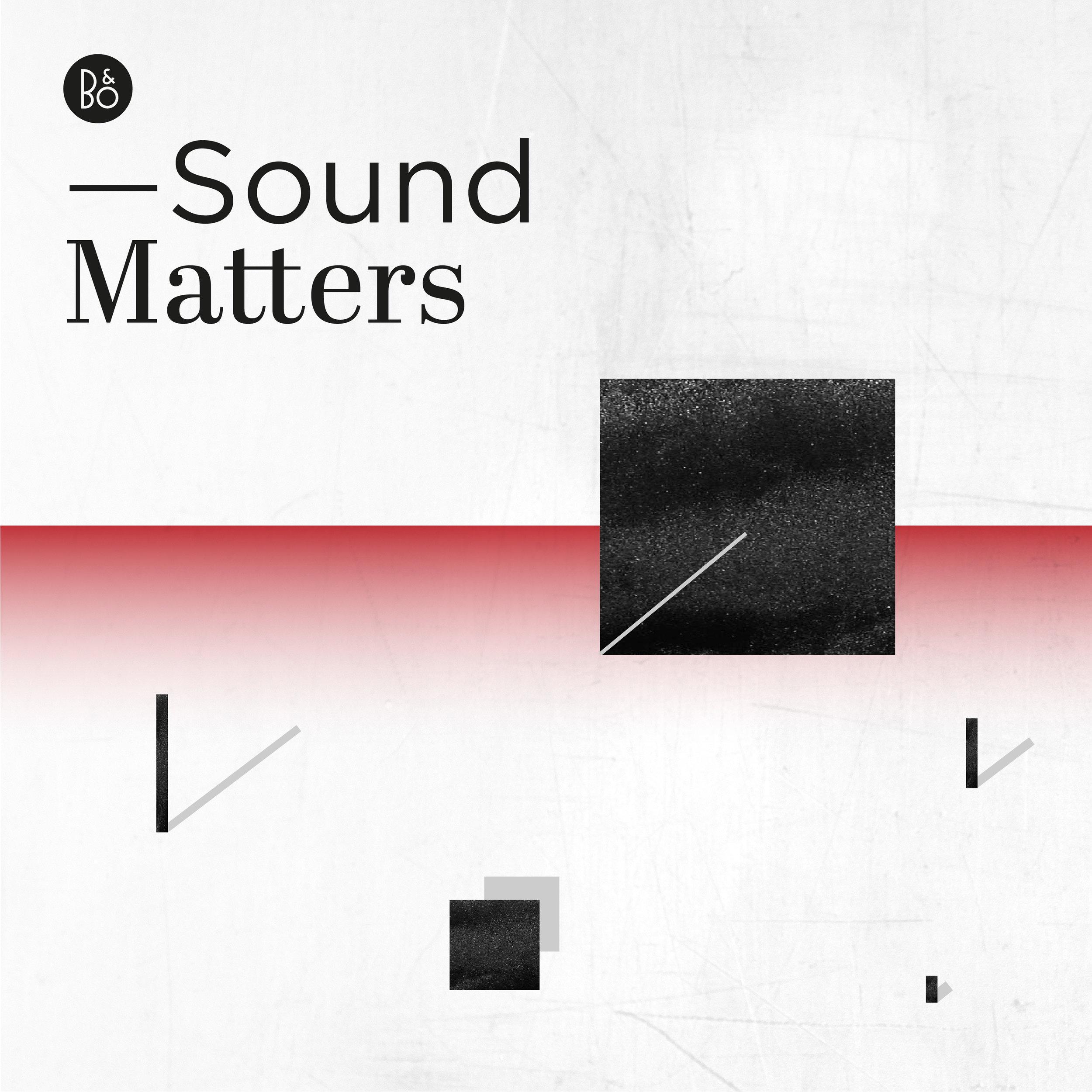 Sound Matters podcast — Sound Matters