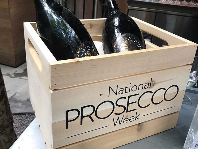 Always great seeing my work in the wild. #proseccoparty 🍾 . . . . . . #wallacemade #woodsign #rusticsign #signs #signage #graphic #custom #customwoodworking #custommade #handmade #wood #handmade #reclaimedwood #woodworking #cnc #shousugiban #maker #wine #vinepair #prosecco #veteranowned #publichotel #publichotelnyc #newyork #newyorkcity #nyc #gardenparty #madeinusa