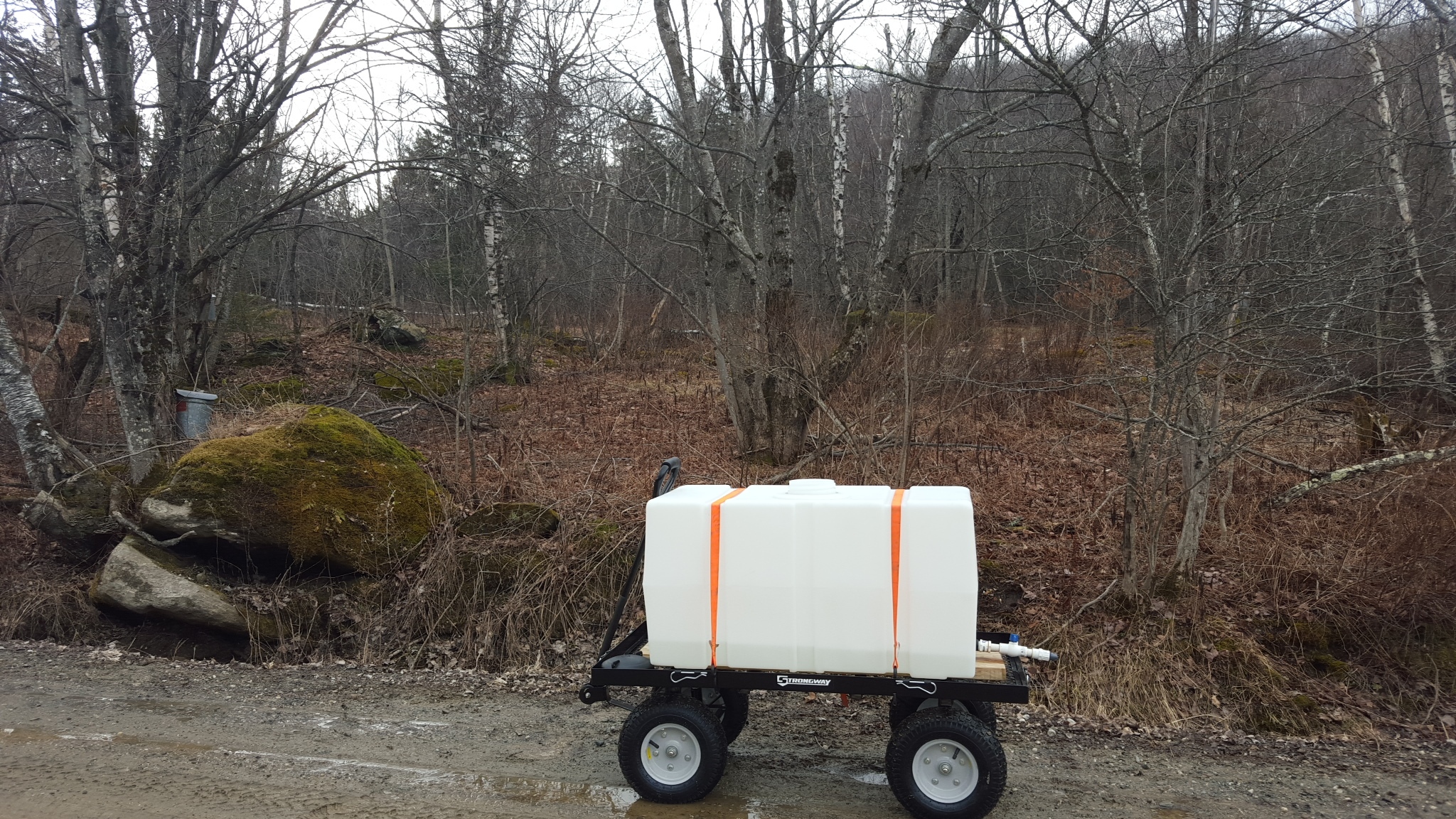 Our Mobile Sap Collector