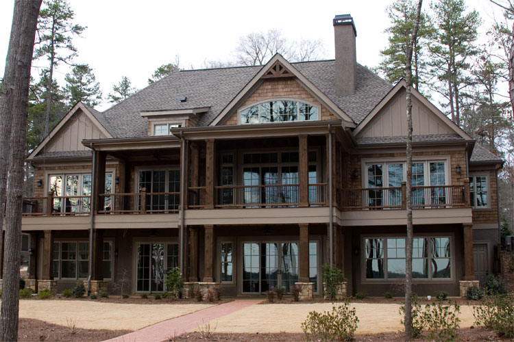 Artisan built custom homes home builder lake oconee