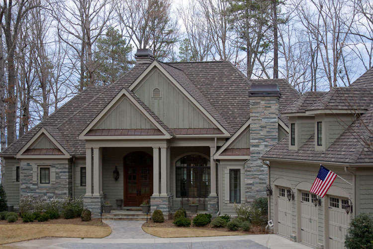artisan built custom homes lake oconee home builder