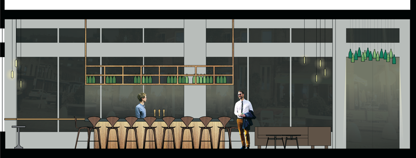 Section:  Sherry Bar