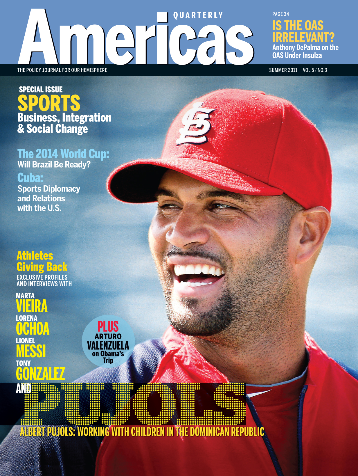 Sports Issue