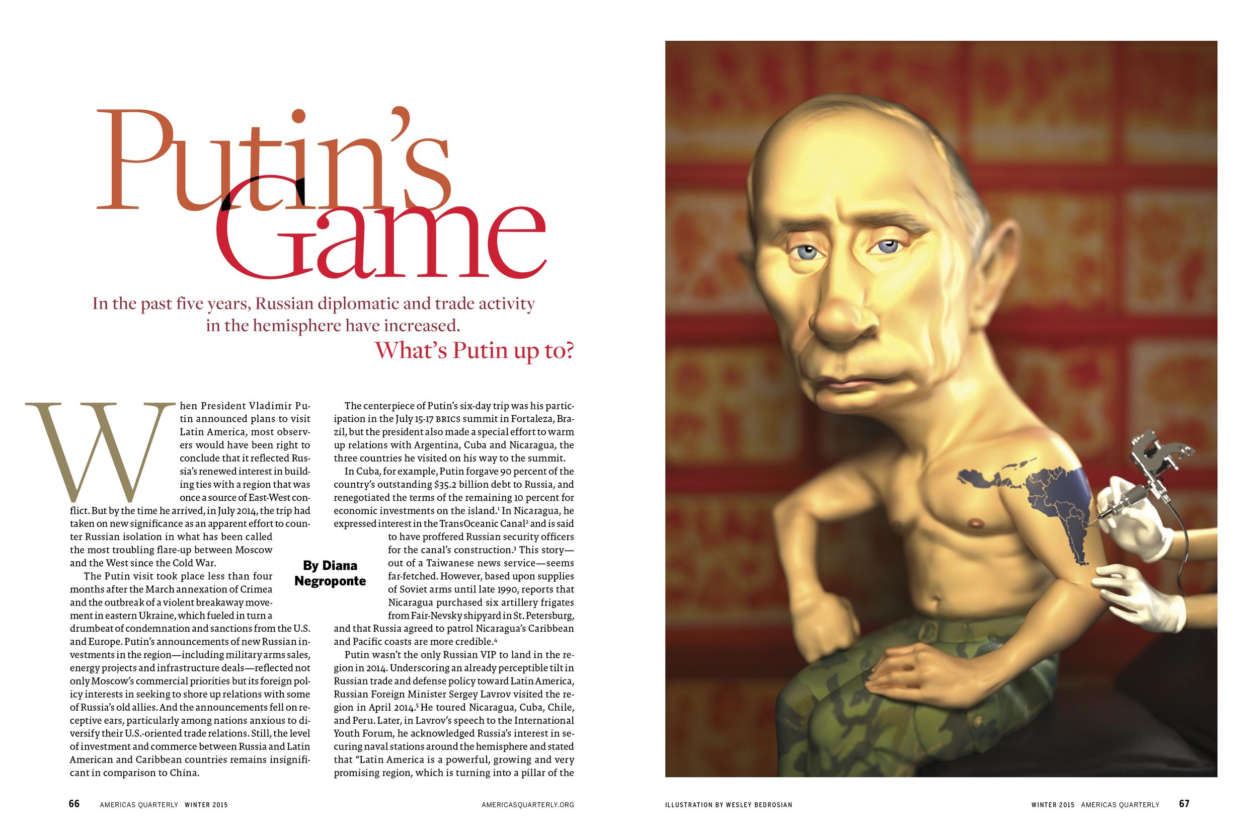 Putin's Game