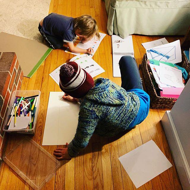 Small house. Big ideas.  #priorities #mollymaps #edemberley