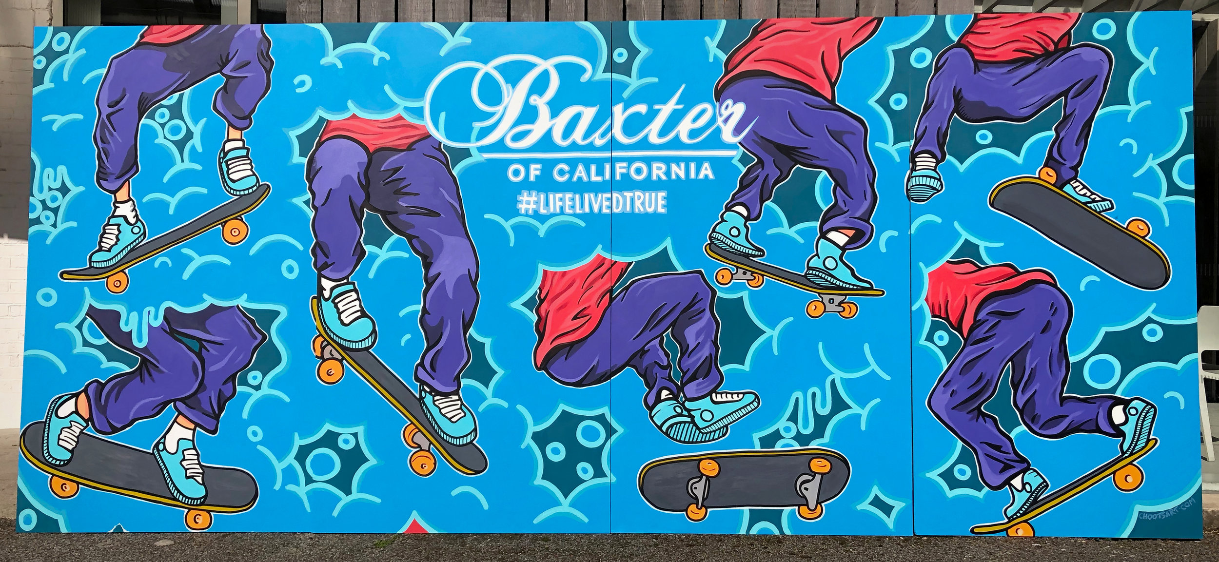 Baxter Of California commission