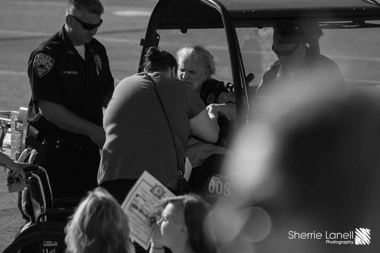 compassion for the elderly - Sherrie Lanell Photography