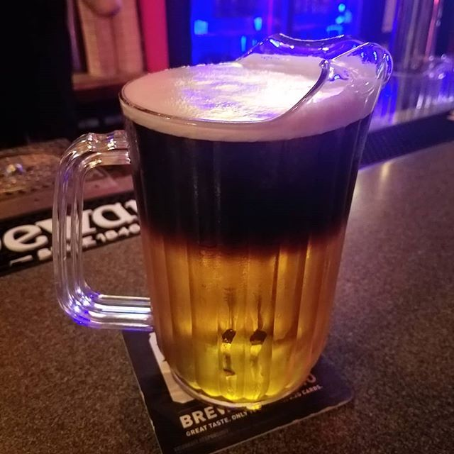 Biggest Black&Tan @clubhouse419