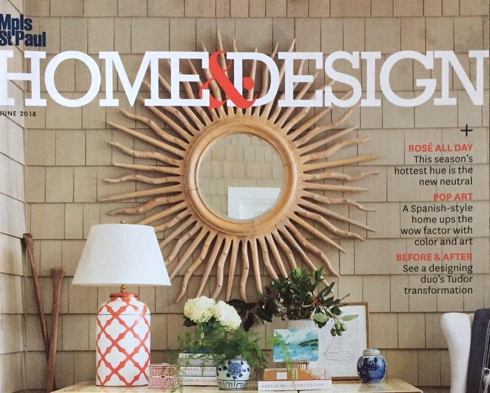 Msp Home Design Magazine June 2018 Hunt Gather