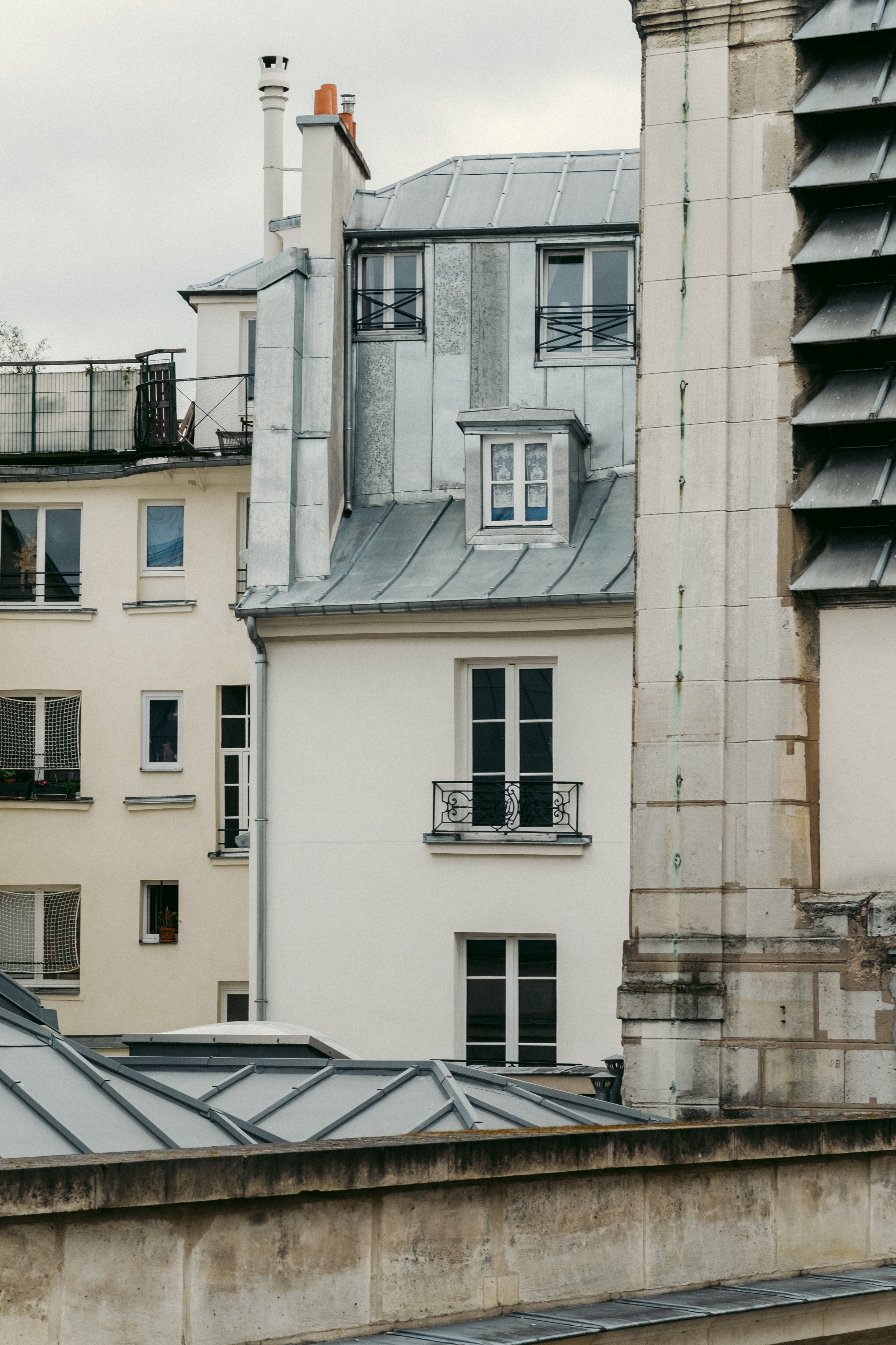 Parisian boutiques -