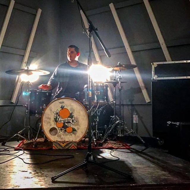 Happy Birthday to the man with the sexiest beats! Everyone go show @yossepp some love! #Gravler #Yossepp #Drummer #CatalinaBirchMixer #ArfArf