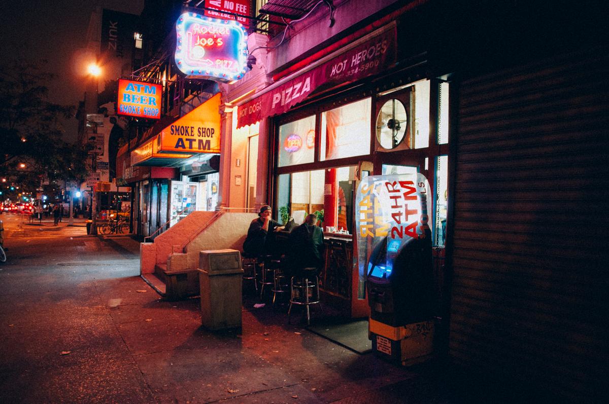 Rocket Joe's Pizza | Lower east side