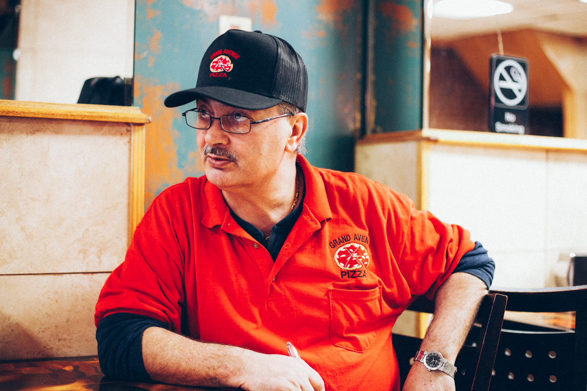 Joe | Maker | Grand Avenue Pizza | Astoria