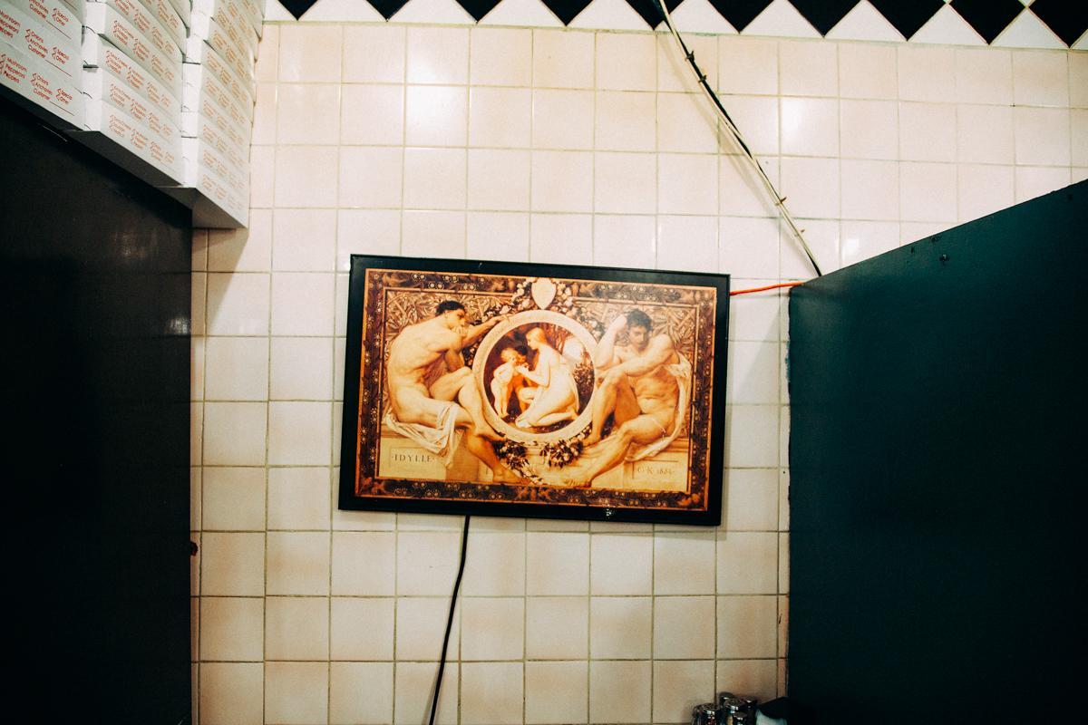 Fat Sal's Pizza | Chelsea | Shop | Art