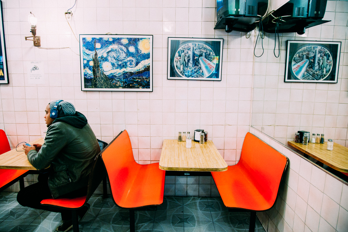 Fat Sal's Pizza | Chelsea | Shop | Booths