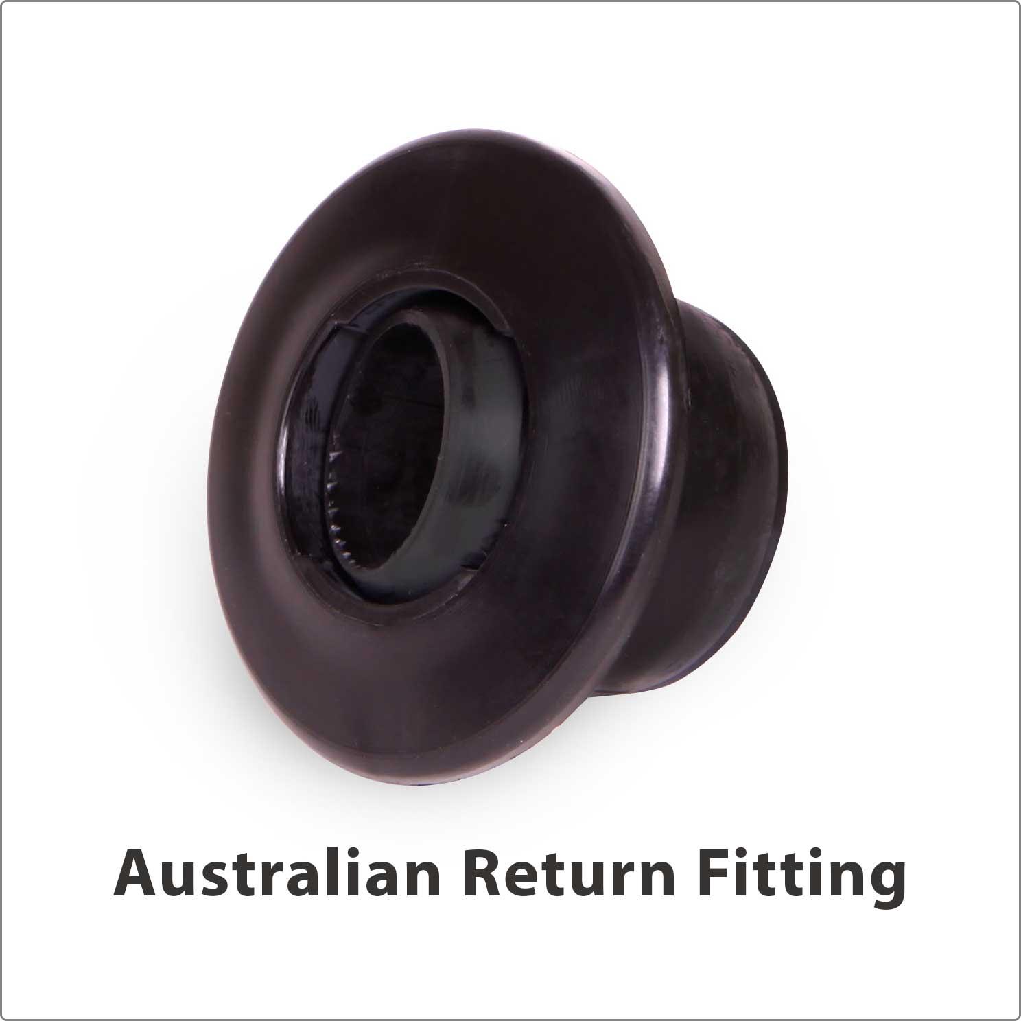 Australian Return Fitting