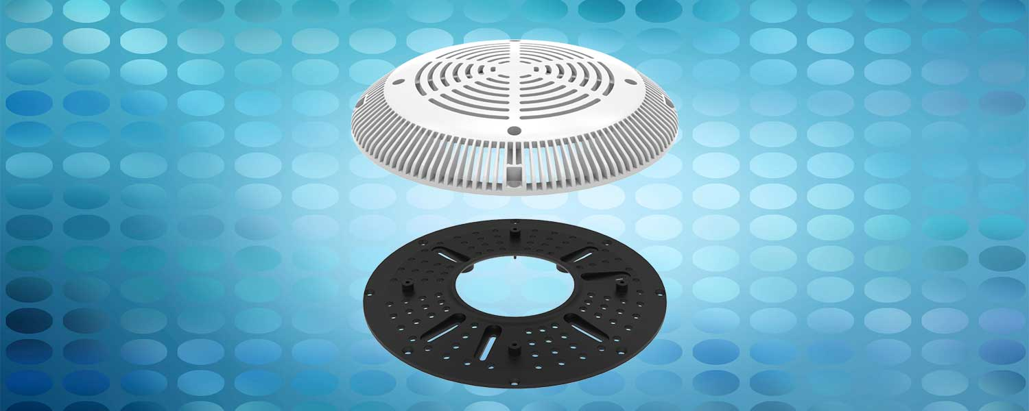 "8"" & 10"" Universal VGB   RetroFit Drain Covers    Learn More"