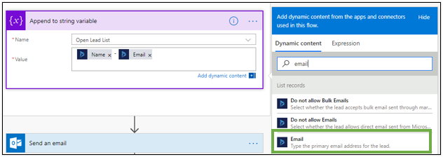 How to use Microsoft Flow to automatically send a weekly email of